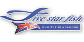 Five Star Fish New Logo