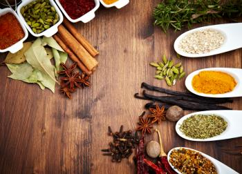Flavours Spices